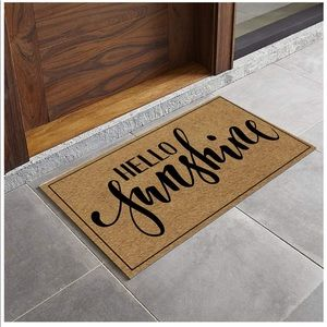 "Other - Brand New ""Hello Sunshine"" Doormat"